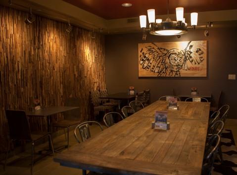 ringholz studios, artist, jackson hole, wyoming, owl painting
